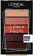 Kup Paletka cieni do powiek - L'Oreal Paris La Petite Palette Maximalist Eyeshadow
