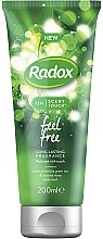 Kup Żel pod prysznic - Radox 12H Scent Touch Feel Free Body Wash