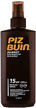 Kup Przeciwsłoneczny krem w sprayu do ciała - Piz Buin Allergy Spray Spf15