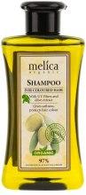 Kup Szampon do włosów farbowanych - Melica Organic For Coloured Hair Shampoo