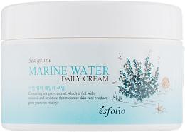Kup Krem do twarzy z ekstraktem z winogron morskich - Esfolio Marin Water Daily Cream
