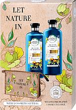 Kup Zestaw - Herbal Essences Argan Oil of Morocco (shm/400ml+cond/360ml+bag)