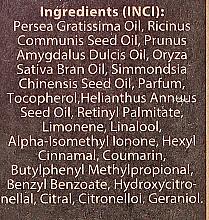 PRZECENA! Olejek do brody - Beviro Beard Oil Vanilla Palo Santo Tonka Boby * — фото N4