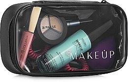 Kup Kosmetyczka przezroczysta Basic (17,5 x 9,5 x 6 cm, bez zawartości) - Makeup