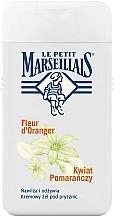 Kup Kremowy żel pod prysznic Kwiat pomarańczy - Le Petit Marseillais Creamy Orange Shower Gel