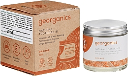 Kup Naturalna pasta minerlna do zębów - Georganics Red Mandarin Natural Toothpaste