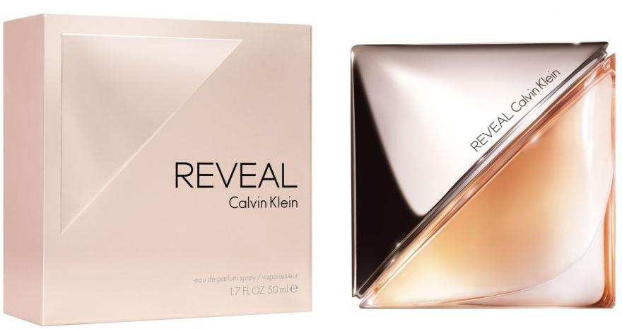 Calvin Klein Reveal - Woda perfumowana — фото N1