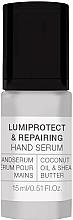 Kup Serum do rąk - Alessandro International Spa Lumiprotect & Repairing Hand Serum
