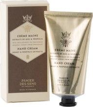 Kup Krem do rąk Miód i propolis - Panier Des Sens Royal Heand Cream