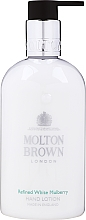 Kup Molton Brown Mulberry & Thyme Enriching Hand Lotion - Balsam do rąk