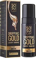 Kup Luksusowy mus samoopalający do ciała - Sosu by SJ Dripping Gold Luxury Tanning Mousse