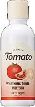 Kup Rozjaśniający toner do twarzy - Skinfood Premium Tomato Whitening Toner