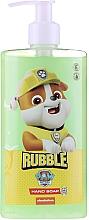 Kup Mydło w płynie dla dzieci Rubble - Nickelodeon Paw Patrol Rubble Hand Soap