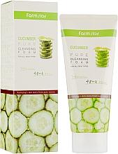 Kup Pianka do mycia z ekstraktem z ogórka - FarmStay Pure Cleansing Foam Cucumber
