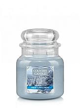 Kup Świeca zapachowa - Country Candle Fresh Aspen Snow