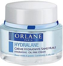 Kup Nawilżający krem bezolejowy do cery tłustej i mieszanej - Orlane Hydralane Hydrating Oil-Free Cream