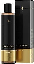 Kup Micelarny szampon keratynowy do włosów - Nanoil Keratin Micellar Shampoo