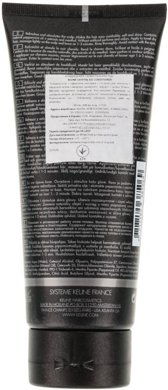 Odżywka Kryształowy lód - Keune Crystal Ice Hair Conditioner — фото N2