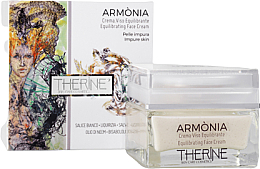 Kup Równoważący krem do twarzy - Therine Armonia Equilibrating Face Cream