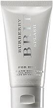 Kup Burberry Brit Splash For Men - Perfumowany nawilżający żel pod prysznic dla mężczyzn
