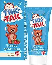 Kup Pasta do zębów dla dzieci Tik-tak o zapachu truskawek - Svoboda