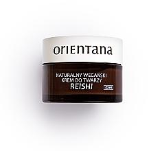 Kup Naturalny wegański krem do twarzy na dzień - Orientana Reishi