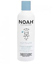 Kup Szampon dla dzieci z mlekiem i cukrem do włosów długich - Noah Kids Shampoo milk & sugar for long hair