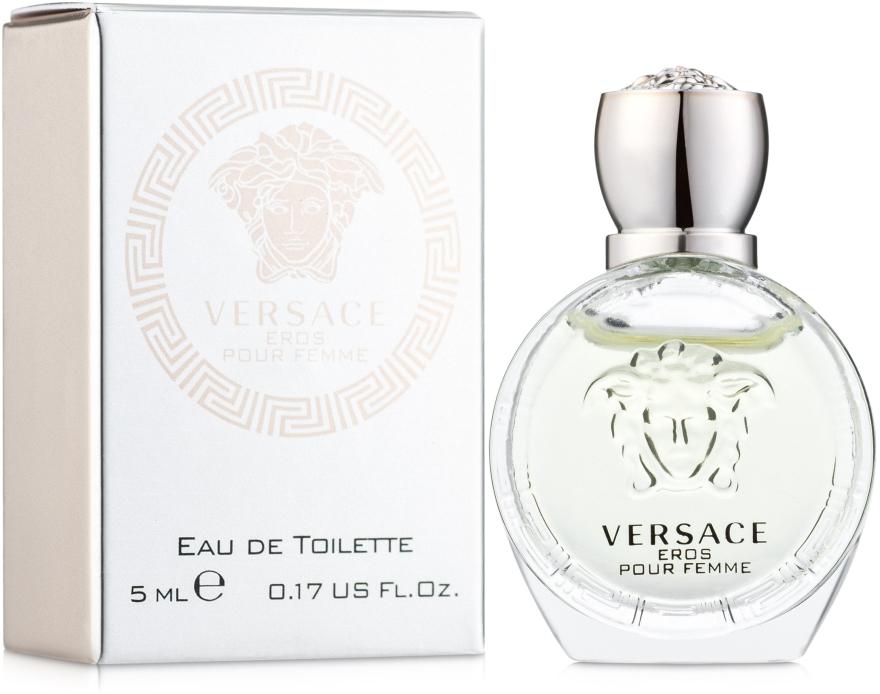 Versace Eros Pour Femme - Woda toaletowa (mini)