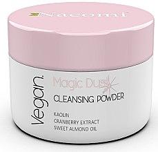 Kup Oczyszczający puder rozjaśniający do twarzy do skóry suchej - Nacomi Vegan Cleansing & Brightening Powder Magic Dust