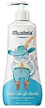 Kup Delikatny środek do mycia ciała i włosów Kot w Butach - Mustela Delicate Body & Hair Cleanser