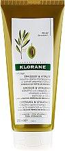 Kup Odżywka do włosów - Klorane Thickness & Vitality Conditioner With Essential Olive Extract