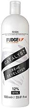 Kup Krem w kremie12% - Fudge Catalyst Creme Developer 12% 40 Vol