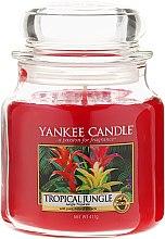 Kup Świeca zapachowa w słoiku - Yankee Candle Tropical Jungle