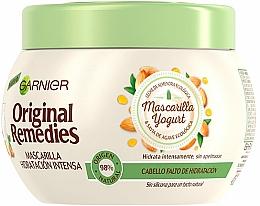 Kup Maska do włosów Mleko migdałowe - Garnier Original Remedies Almond Milk Mask