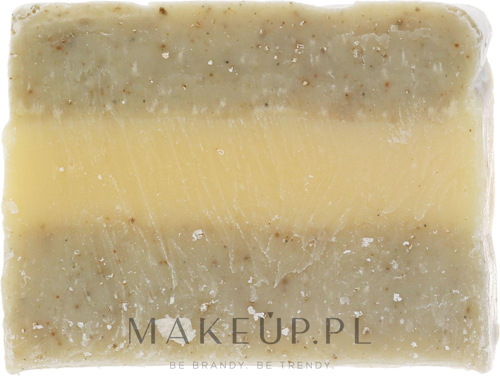 100% naturalne mydło ręcznie robione Mięta pieprzowa i glinka zielona - Botavikos Hand-Made Soap — фото 100 g