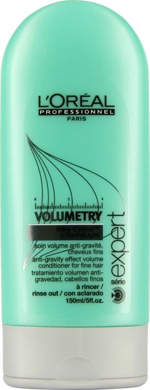 Odżywka nadająca objętość włosom cienkim i delikatnym - L'Oreal Professionnel Série Expert Volumetry Anti-Gravity Effect Volume Conditioner