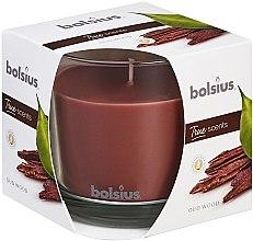 Kup Świeca zapachowa w szkle Drzewo agarowe, 95/95 mm - Bolsius True Scents Candle