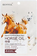 Kup Maska na tkaninie z olejem końskim - Eunyul Horse Oil Mask Pack