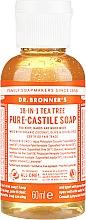 Kup Mydło w płynie Drzewo herbaciane - Dr. Bronner's 18-in-1 Pure Castile Soap Tea Tree