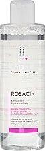 Kup Łagodzący płyn micelarny do skóry wrażliwej z problemem trądziku różowatego - Iwostin Rosacin