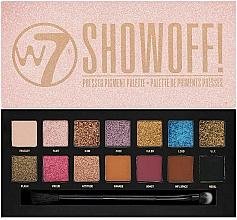 Kup Paleta cieni do powiek - W7 Show Off! Eyeshadow Palette