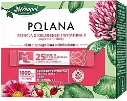 Kup Suplement diety Esencja z kolagenem i witaminą C - Polana