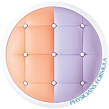 PRZECENA! Mineralny podkład i korektor do twarzy - Physicians Formula Mineral Wear Talc-Free Cushion Corrector + Primer Duo * — фото N2