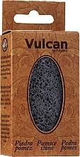 Kup Pumeks, 84x44x32 mm, ciemnoszary - Vulcan Pumice Stone