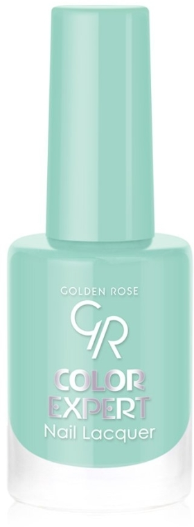 Lakier do paznokci - Golden Rose Color Expert Nail Lacquer — фото N1