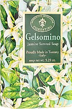 Kup Mydło w kostce Jaśmin - Saponificio Artigianale Fiorentino Masaccio Jasmine Soap