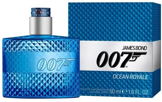 James Bond 007 Ocean Royale - Woda toaletowa — фото N1
