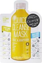 Kup Maska do twarzy Jarmuż i grejpfrut - Ariul Juice Cleanse Mask Kale & Grapefruit