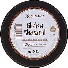 Kup Naturalna glinka kosmetyczna Rhassoul - Shamasa