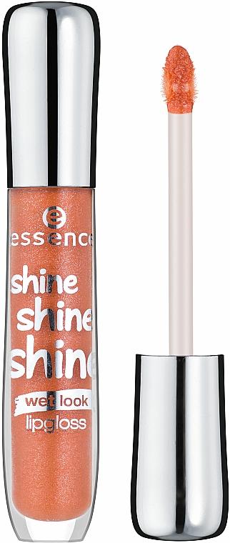 Błyszczyk do ust - Essence Shine Shine Shine Lipgloss